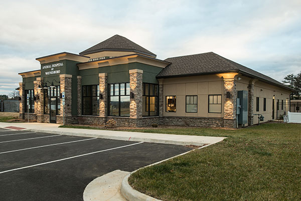 Hospital exterior: Photo Gallery in Waynesboro